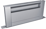 "HDD80050UC Bosch 30"" 800 Series Built-In Downdraft Hood with Sleep Front Panel Filter Design and 5 Exhaust Connections - Stainless Steel"