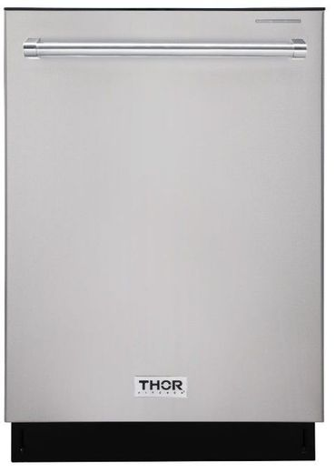 "HDW2401SS Thor Kitchen 24"" Professional Top Control Dishwasher - Stainless Steel"