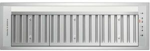 """HPB36114N Fisher & Paykel 36"""" Series 9 Integrated Insert Range Hood with 400 CFM - Stainless Steel"""
