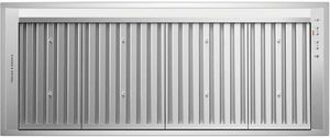 """HPB481912N Fisher & Paykel 48"""" Series 9 Integrated Insert Range Hood with 1100 CFM -  Stainless Steel"""