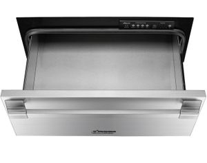 """HWD24PS Dacor 24"""" Professional Handle Warming Drawer with Four Timer Settings and Electronic Controls - Stainless Steel"""