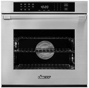 """HWO127PS Dacor 27"""" Professional Electric Single Wall Oven with Pro Style Handle - Stainless Steel"""