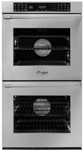 """HWO227PS Dacor 27"""" Professional Electric Double Wall Oven with Pro Style Handle - Stainless Steel"""