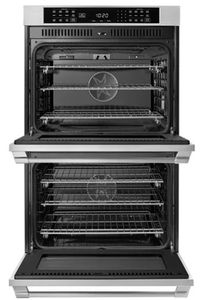 """HWO230PS Dacor 30"""" Professional Electric Double Wall Oven with Pro Style Handle - Stainless Steel"""