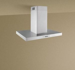 IBF4I36SB Best Pulito Island Hood with 400 CFM and Aluminum Mesh Filter - Stainless Steel