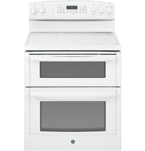 Jb870tfww Ge 30 Free Standing Electric Double Oven Range With Convection White Code Manufacturer General Model