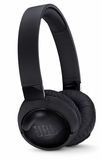 JBLT600BTNCBLK JBL Wireless on Ear Active Noise Cancelling Headphones with JBL Pure Bass Sound and Wireless Bluetooth Streaming - Black