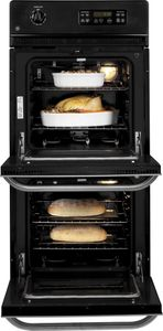 """JRP28SKSS GE 24"""" Built-in Double Wall Oven - Stainless Steel"""