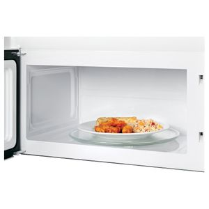 JVM3160DFWW GE 1.6 cu. ft. Over-the-Range Microwave Oven - White