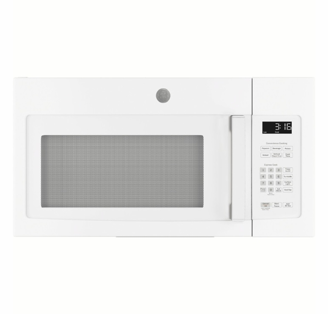 1 6 Cu Ft Over The Range Microwave