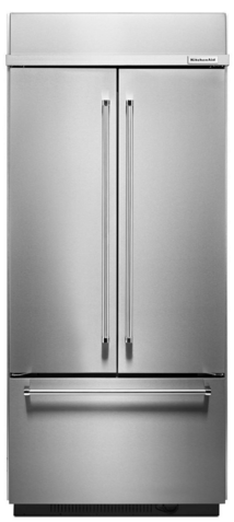 Kbfn506ess Kitchenaid 36 Quot Built In Stainless Steel French