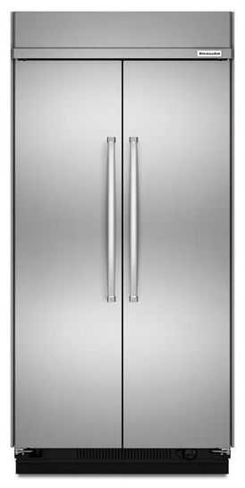 Kbsn608ess Kitchenaid 48 Quot 30 0 Cu Ft Built In Side By