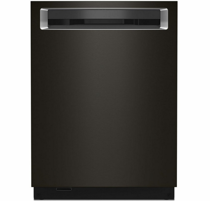 Kdpm604kbs Kitchenaid 24 Top Control Dishwasher With Freeflex Third Rack Printshield Black Stainless Steel,Wardrobe Organization Ideas