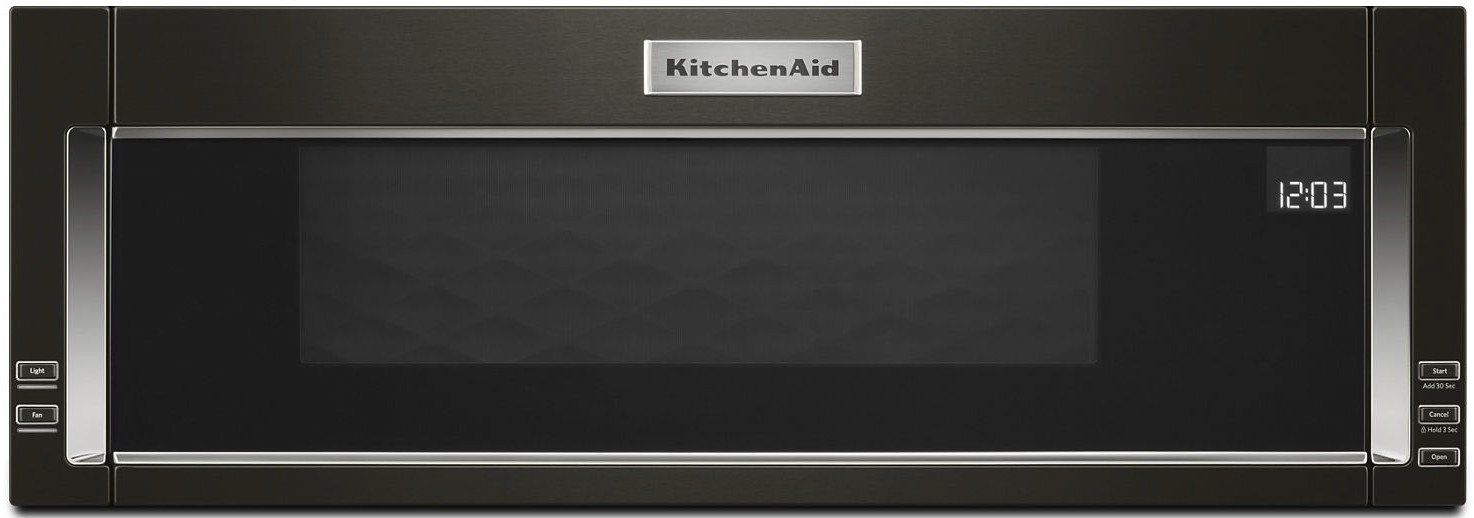 Kmls311hbs Kitchenaid 30 Low Profile Over The Range 1000 Watt Low