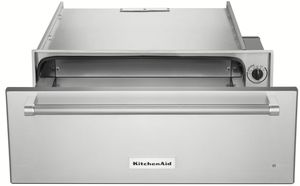 KOWT100ESS KitchenAid 30'' Slow Cook Warming Drawer with Bread Proofing - Stainless Steel