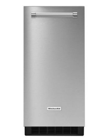 Kuix305ess Kitchenaid 15 Quot Automatic Ice Maker With Clear