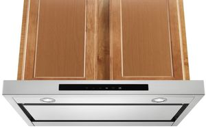 KVUB406GSS KitchenAid 36'' Low Profile Under-Cabinet Ventilation Hood with 400 CFM and Perimeter Ventilation - Stainless Steel