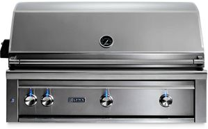 "L42R3NG - Lynx 42"" Built-In Professional Outdoor Grill with Rotisserie - Natural Gas"