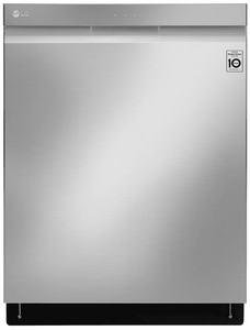 LDP6809SS LG Built-In Fully Integrated Dishwasher with WiFi Connect and 9 Wash Options - Stainless Steel