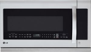 LMHM2237ST LG 2.2 cu. ft. Over-The-Range Microwave Oven - Stainless Steel