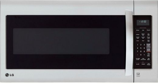 LMV2031SS LG 2.0 cu. ft. Over-The-Range Microwave - Print Proof Stainless Steel