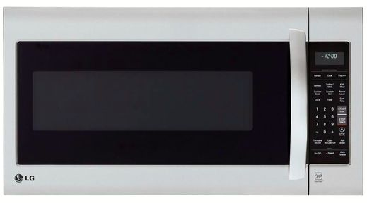 LMV2031ST LG 2.0 cu. ft. Over-The-Range Microwave - Stainless Steel