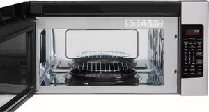 LMVH1711ST LG 1.7 cu. ft. Over the Range Convection Microwave Oven - Stainless Steel