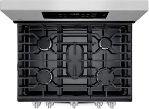 "LRG3194ST LG 30"" Single Oven Convection Gas Range with EasyClean and Self Clean - Stainless Steel"