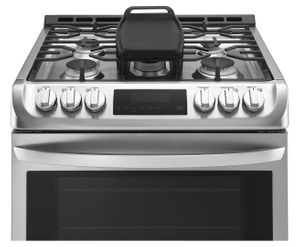 "LSG4513ST LG 30"" Gas Slide-in Range with ProBake Convection - Stainless Steel"
