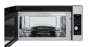 LSMC3086SS LG Studio Over-the-Range Convection Microwave Oven with 1.7 cu. ft. Oven Capacity - PrintProof Stainless Steel