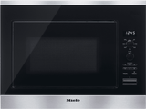 M6040SCSS Miele ContourLine/PureLine Easy Control Microwave - Black with Stainless Trim -OPEN BOX