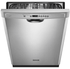 """MDB7949SDZ Maytag 24"""" Full Console Dishwasher with 5 Cycles and Premium Rack Adjusters - Stainless Steel"""