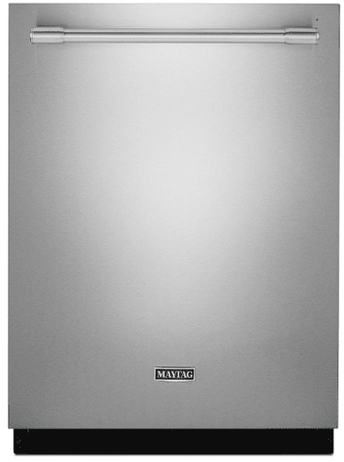 """MDB7979SHZ Maytag 24"""" Fully Integrated Dishwasher with Touch Controls and Heated Dry - Stainless Steel"""