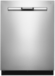 "MDB8989SHZ Maytag 24"" Fully Integrated Dishwasher with Hard Food Disposer and Touch Controls - Stainless Steel"