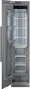 "MF1851 Liebherr 18"" Monolith Built-In Counter Depth Column All Freezer with SuperFrost and Super Quiet - Reversible Hinge - Custom Panel"