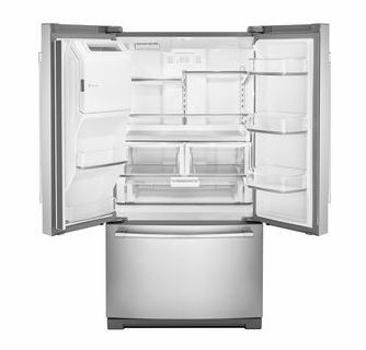 Mft2772hez Maytag 36 27 Cu Ft Free Standing French Door