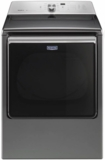 "MGDB835DC Maytag 29"" 8.8 cu. ft. Capacity Gas Dryer with PowerDry Cycle and Advanced Moisture Sensing - Metallic Slate"