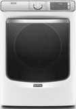 "MHW8630HW Maytag 27"" 5.0 Cu. Ft. Front Load Washer with Clean Washer Cycle and Fresh Hold Option - White"