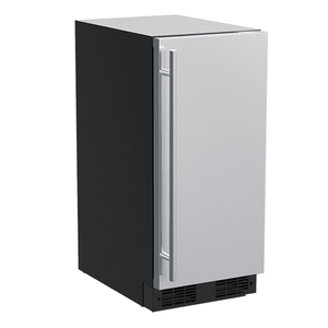 """MLRE215SS01A Marvel 15"""" Undercounte Refrigerator with Solid Door - Stainless Steel"""
