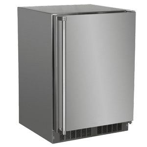 """MOFZ224SS31A Marvel 24"""" Outdoor All Freezer - Stainless Steel"""
