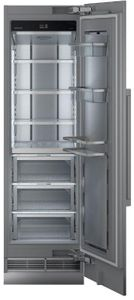 """MRB2400 Liebherr 24"""" Monolith Built-In Counter Depth Column All Refrigerator with SuperCool and SuperQuiet - Reversible Hinge - Custom Panel"""