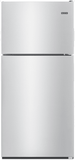 "MRT118FFFZ Maytag 30"" 18 cu. ft. Top Freezer Refrigerator with Bright Series LED and Extra-Deep Door Bins - Fingerprint Resistant Stainless Steel"