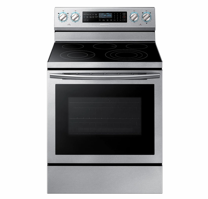 5 9 Cu Ft Self Cleaning Freestanding