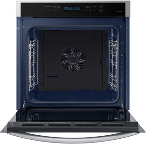 """NV31T4551SS Samsung 24"""" 3.1 cu ft Single Wall Oven - Stainless Steel"""
