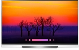 "OLED65E8PUA LG 65"" 4K HDR Smart TV with AI ThinQ and Glass Design"
