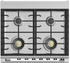 """OR30SCG6R1 Fisher & Paykel 30"""" Classic Style Dual Fuel Range with Self-Clean Oven and AeroTech System - Red"""