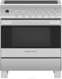 "OR30SDE6X1 Fisher & Paykel 30"" Contemporary Style Electric Range with Ceramic Cooktop and Convection Oven - Stainless Steel"