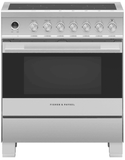 "OR30SDI6X1 Fisher & Paykel 30"" Contemporary Style Freestanding Induction Range with AeroTech System and Four Cooking Zones - Stainless Steel"