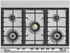 """OR36SCG6X1 Fisher & Paykel 36"""" Classic Dual Fuel Range with AeroTech Technology and Self-Clean - Stainless Steel"""