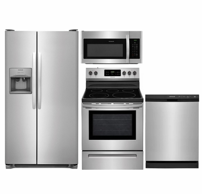Package 13 Frigidaire Appliance Package 4 Piece